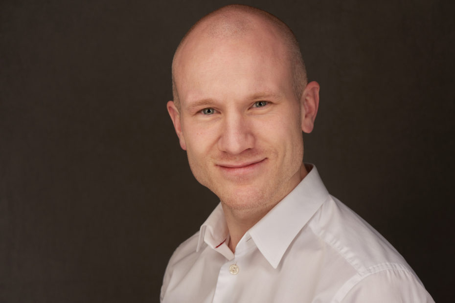 Head shot of Kenneth Meyer