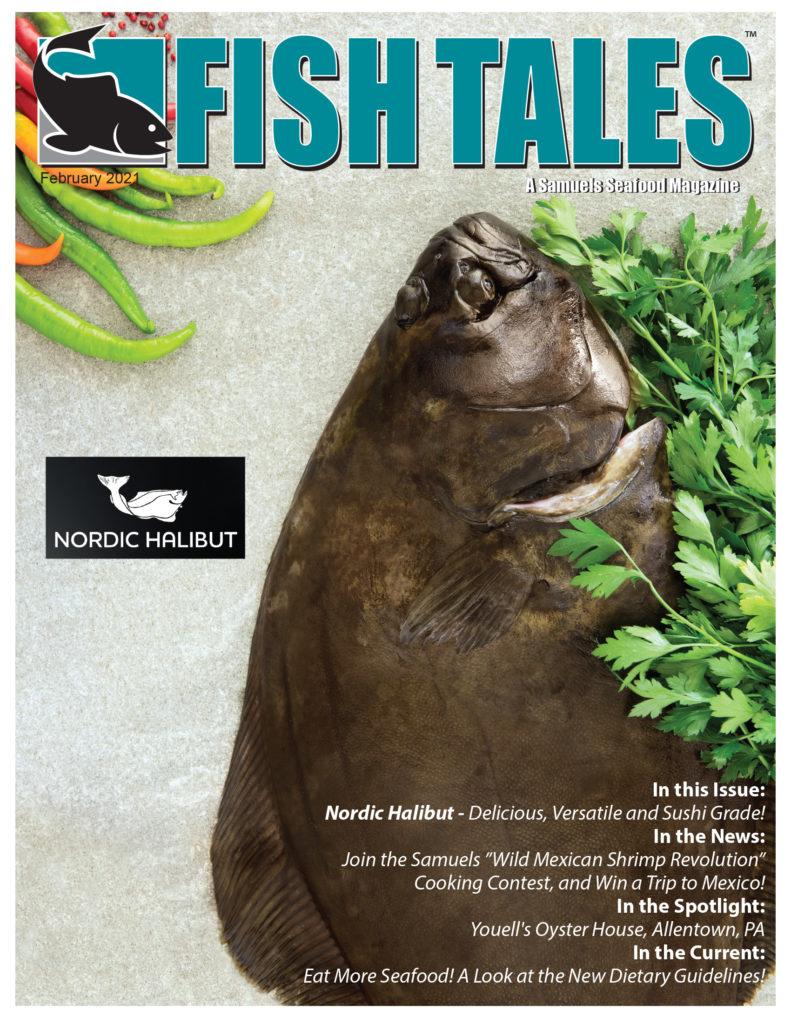 Nordic Halibut in Fish Tales Magazine